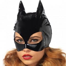 Masque catwoman-noir