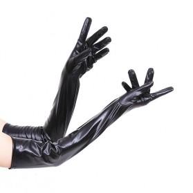Gants Longs-Noir